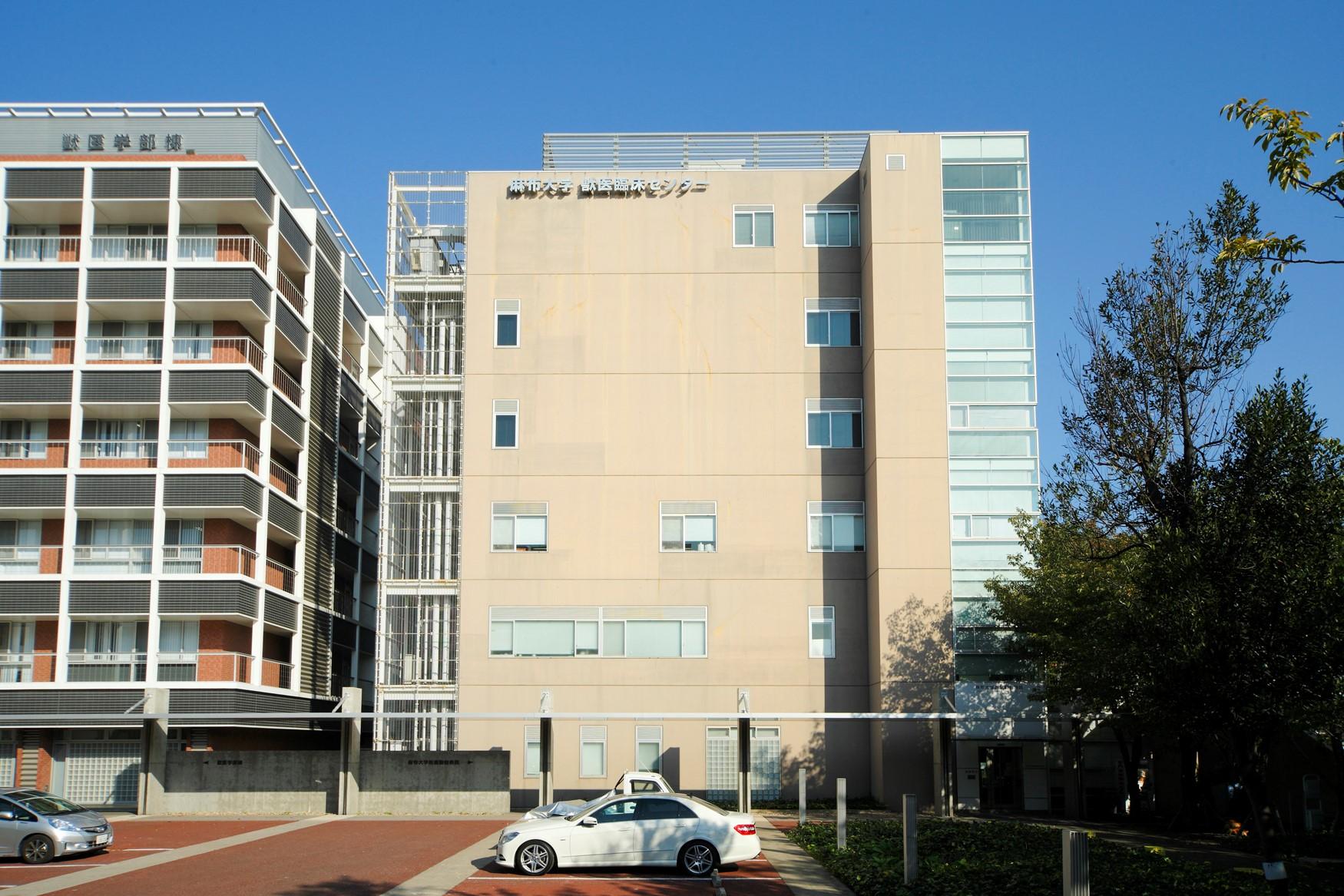 麻布大学附属動物病院